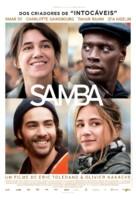 Samba - Brazilian Movie Poster (xs thumbnail)