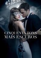 Fifty Shades Darker - Brazilian Movie Cover (xs thumbnail)