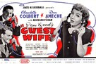 Guest Wife - British Movie Poster (xs thumbnail)
