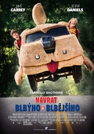 Dumb and Dumber To - Czech Movie Poster (xs thumbnail)