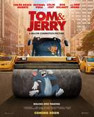 Tom and Jerry - Canadian Movie Poster (xs thumbnail)
