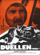 Duel - Danish Movie Poster (xs thumbnail)