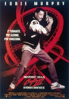 Beverly Hills Cop 3 - Italian Movie Poster (xs thumbnail)