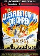Comin' at Ya! - German Movie Poster (xs thumbnail)