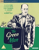 The Green Man - British Blu-Ray movie cover (xs thumbnail)