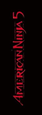 American Ninja V - Logo (xs thumbnail)