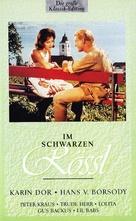Im schwarzen Rößl - German VHS cover (xs thumbnail)