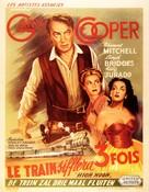 High Noon - Belgian Movie Poster (xs thumbnail)