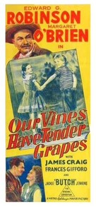 Our Vines Have Tender Grapes - Australian Movie Poster (xs thumbnail)