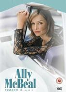 """Ally McBeal"" - British DVD movie cover (xs thumbnail)"