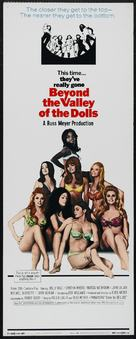 Beyond the Valley of the Dolls - Movie Poster (xs thumbnail)
