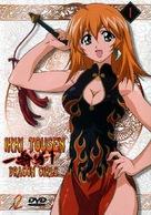 """Ikki tôsen"" - German DVD cover (xs thumbnail)"