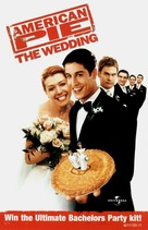 American Wedding - DVD cover (xs thumbnail)