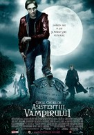 Cirque du Freak: The Vampire's Assistant - Romanian Movie Poster (xs thumbnail)