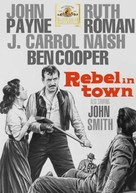 Rebel in Town - DVD cover (xs thumbnail)