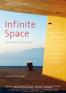 Infinite Space: The Architecture of John Lautner - German Movie Poster (xs thumbnail)