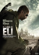 The Book of Eli - Argentinian Movie Cover (xs thumbnail)
