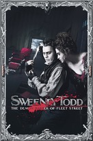 Sweeney Todd: The Demon Barber of Fleet Street - Movie Poster (xs thumbnail)