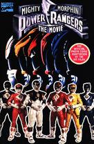 Mighty Morphin Power Rangers: The Movie - Movie Cover (xs thumbnail)
