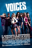 Pitch Perfect - Italian Movie Poster (xs thumbnail)