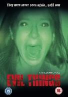 Evil Things - British DVD movie cover (xs thumbnail)