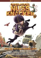 The Nut Job - German Movie Poster (xs thumbnail)