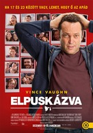 Delivery Man - Hungarian Movie Poster (xs thumbnail)