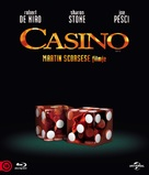 Casino - Hungarian Movie Cover (xs thumbnail)