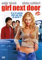 The Girl Next Door - French DVD movie cover (xs thumbnail)
