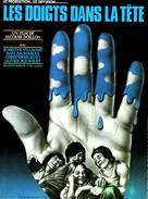 Doigts dans la tête, Les - French Movie Poster (xs thumbnail)