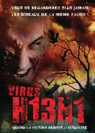 Virus Undead - French DVD cover (xs thumbnail)