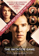 The Imitation Game - Swiss Movie Poster (xs thumbnail)