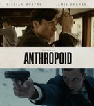 Anthropoid - Blu-Ray movie cover (xs thumbnail)