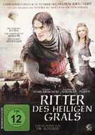 Capitán Trueno y el Santo Grial - German DVD cover (xs thumbnail)