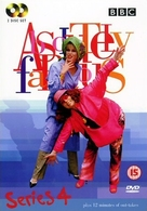 """""""Absolutely Fabulous"""" - British DVD movie cover (xs thumbnail)"""