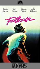Footloose - VHS movie cover (xs thumbnail)