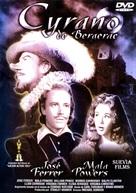 Cyrano de Bergerac - Spanish DVD cover (xs thumbnail)