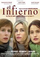 Enfer, L' - Spanish Movie Poster (xs thumbnail)