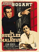 Knock on Any Door - French Movie Poster (xs thumbnail)