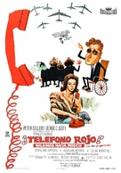 Dr. Strangelove - Spanish Movie Poster (xs thumbnail)
