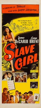 Slave Girl - Re-release movie poster (xs thumbnail)