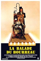 The Traveling Executioner - French Movie Poster (xs thumbnail)