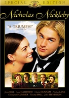 Nicholas Nickleby - DVD cover (xs thumbnail)