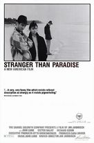 Stranger Than Paradise - Movie Poster (xs thumbnail)