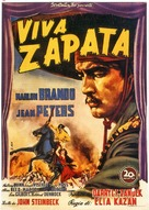 Viva Zapata! - Italian Movie Poster (xs thumbnail)