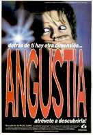 Angustia - Spanish Movie Poster (xs thumbnail)