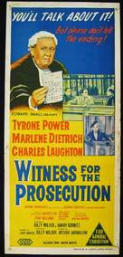 Witness for the Prosecution - Australian Movie Poster (xs thumbnail)