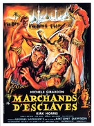 Anthar l'invincibile - French Movie Poster (xs thumbnail)