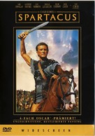 Spartacus - German Movie Cover (xs thumbnail)