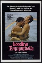 Good-bye, Emmanuelle - Movie Poster (xs thumbnail)